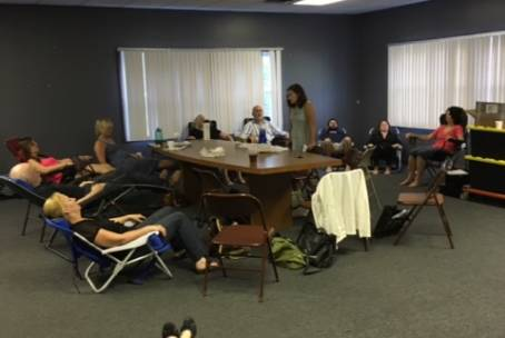 NGH Hypnosis Certification class